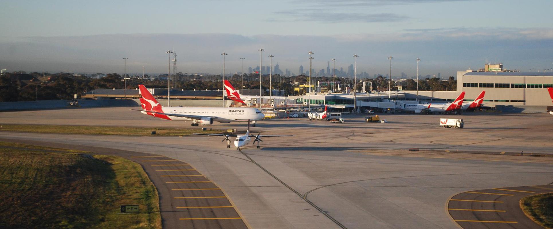 Slab Jacking at Airport Runways by CPR Australia