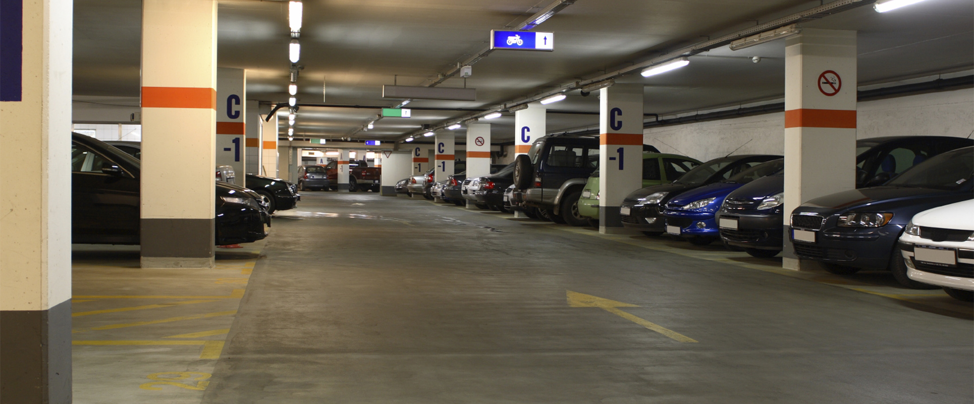 Slab Jacking Services in Car Parks and Commercial Depots