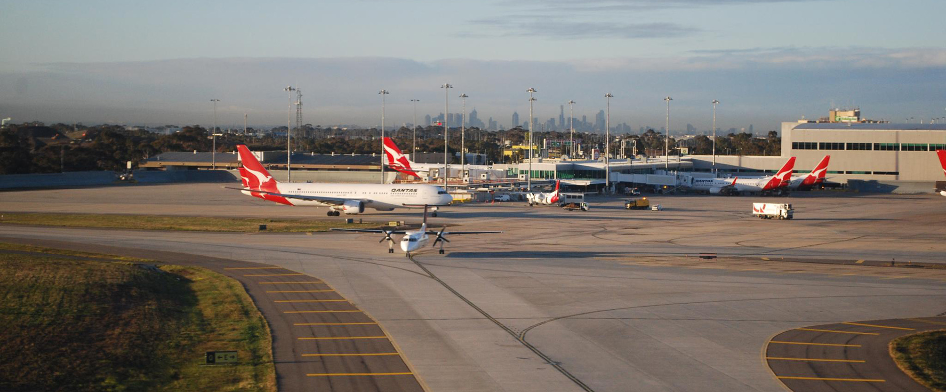 Slab Jacking at Airport Runways by CPR Australia